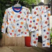Трикотажная пижама для мальчика (2-4 лет) Primark