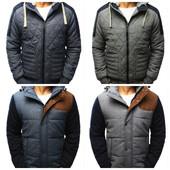 Мужская зимняя парка куртка