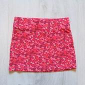 Яркая юбка для девочки. Hema. Размер 7-8 лет. Состояние: новой вещи