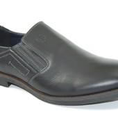 Мужские классические туфли САЗ без шнурков