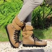 Ботинки силикон Т085