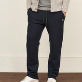 Мужские флисовые штаны Hollister, размер S-M