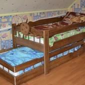 """Кровать из ясеня """"Афоня"""" \ Бесплатная доставка"""