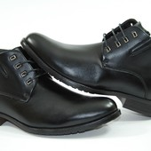 Мужские зимние ботинки Doowood Black