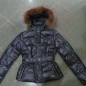 Куртка пуховик женский р. 40