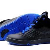 Кроссовки высокие Jordan, р. 40-45, нат. кожа, код kv-2839