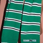 Фирменный шарф футбольный Ф.к Hannover 96 .