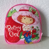 Яркий детский рюкзак для девочек