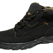 Ботинки Мужские утепленные и прошитые (С1003)
