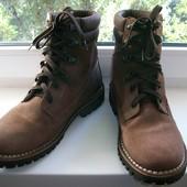 Ботинки демисезонные мужские натуральная замша р.45,5