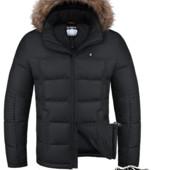 Курточка мужская на молнии зимняя