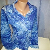Отличная  блузка сост новой 46-48 Уп10