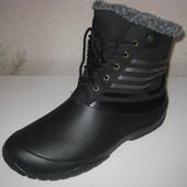 Непромокаемые ботинки ЭВА высокие 42-45 р.р