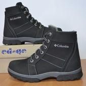 Columbia зимние ботинки. 32-39