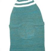 шапка-шлем на 6-9месяцев