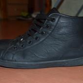 Теплые кеды кроссовки ботинки