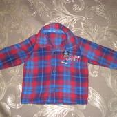 Рубашка Disney р.62-68   3-6 мес.