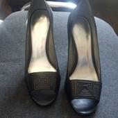 Туфли. Кожа как новые, 36 размер