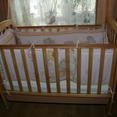 Продам детскую кровать Верес Соня ЛД-1