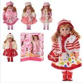 Удивительная интерактивная кукла «Ксюша»