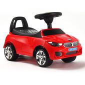 Каталка-толокар  BMW M 3147B, 2 цвета-красный и желтый.