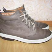 Paul Green ботинки черевики кроссовки нубук 40 р Австрия