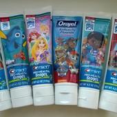Детская зубная паста Crest производитель США
