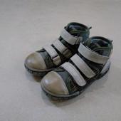 Кожаные ботинки-мокасины Ricosta