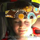 Ремень безопасности для фиксации головы в автокресле