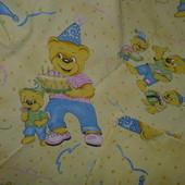Постельное белье в детскую кроватку.