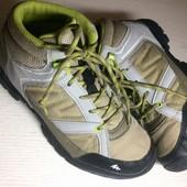 Ботинки Quechua 37р(стелька 23,5см)