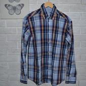 рубашка длин. рукав TCM Tchibo 39-40 p.