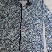 Моднявая рубашка, р.48