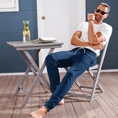 Relax штаны 100% орган.хлопок р.М от тсм тchibo Германия