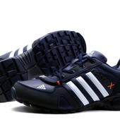 Кроссовки зимние Adidas Terrex, р. 41-46, нат. кожа на меху, код kv-3103-2