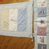 Постельный комплект: одеяло и бортик Bruin