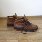 Mephisto р.40 ботинки чобітки демісезон шкіряні