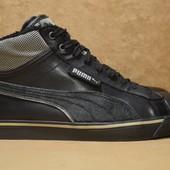 Puma Mid Vulc сp (352098-01) кроссовки, кеды зимние. Индонезия. Оригинал! 42 р.+