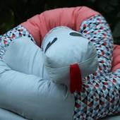 Подушка-ограничитель для ребенка
