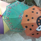 Детский зонт- трость. Акция 85 грн.