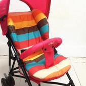 матрасик новый для коляски,стульчика