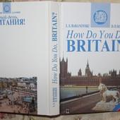лінгвокраїнознавство Великобританії підручник англ. мова