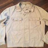 Джинсовая куртка размер М