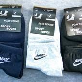 Носки мужские спорт Nike, ОПТ - 10грн