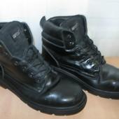 Ботинки робочие,металич. носок,46р(30см) arco