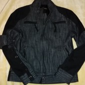Мужская джинсовая куртка пр-во Италия, размер S