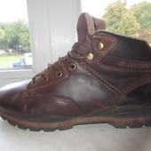 Кожаные ботинки Dockers 44 р.