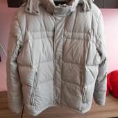 Зимняя куртка пуховик, размер ХЛ, мужской, в отличном состоянии