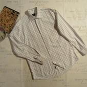 Качественная фирменная рубашка в хорошем состоянии! 100 х\б,  воротник 41