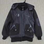 Деми куртка 8-9 лет